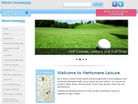 hertsmereleisure.co.uk