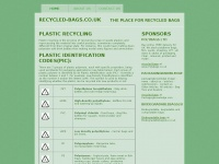 recycled-bags.co.uk