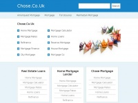 chose.co.uk