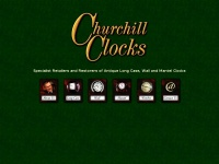 churchillclocks.co.uk