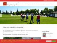 Cityofcambridgebowmen.co.uk