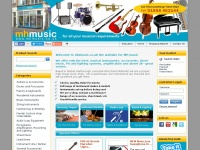 mhmusic.co.uk