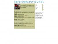 clairesturgess.co.uk
