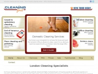 cleaningfirst.co.uk