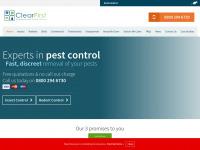 clearfirstpestcontrol.co.uk