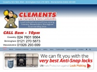 clementslocksmiths.co.uk