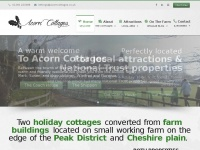 acorncottages.co.uk