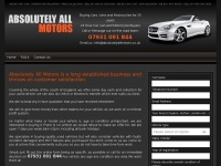 Absolutelyallmotors.co.uk