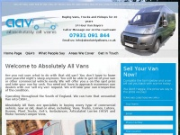 Absolutelyallvans.co.uk