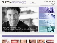 cliftonorthodontics.co.uk