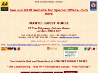 martelguesthouse.co.uk