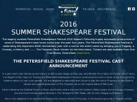 petersfieldshakespearefestival.co.uk