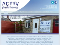 Activphysiotherapy.co.uk
