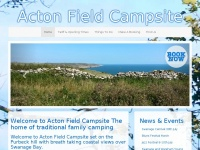 actonfieldcampsite.co.uk