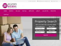 acumenestates.co.uk