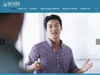 acutetrainingsolutions.co.uk