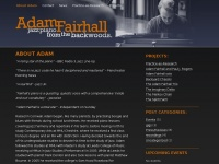 adamfairhall.co.uk