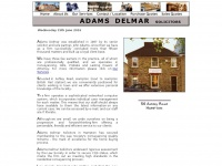 adamsdelmar.co.uk