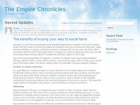 empirechronicles.co.uk