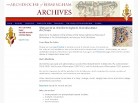 birminghamarchdiocesanarchives.org.uk