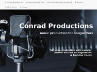conradproductions.co.uk