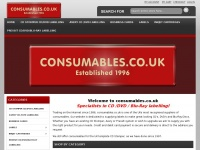 consumables.co.uk