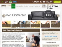 sofacleanerslondon.co.uk