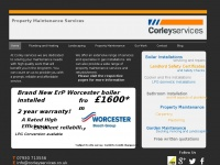corleyservices.co.uk