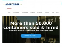 adaptainer.co.uk