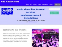 adb-audiovisual.co.uk