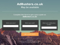 adbusters.co.uk