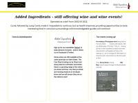 Addedingredients.co.uk
