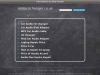 Addacdchanger.co.uk