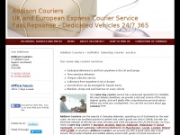 addisoncouriers.co.uk