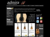 admira-guitars.co.uk
