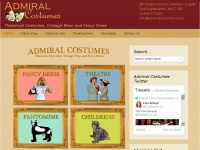 admiralcostumes.co.uk