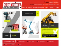 coxhire.co.uk