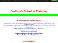 crabtreesschoolofmotoring.co.uk