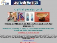 craftfairs-wales.co.uk