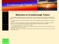 crowboroughtutors.co.uk
