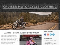 cruisermotorcycleclothing.co.uk