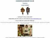 cuckooclockshop.co.uk