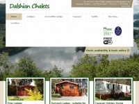 dalshian-chalets.co.uk