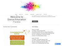 danceeducationcentre.co.uk