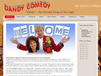 dandycomedy.co.uk