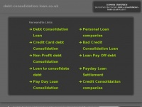 debt-consolidation-loan.co.uk