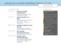 adverse-credit-holiday-loans.co.uk