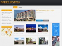 derryhotels.co.uk