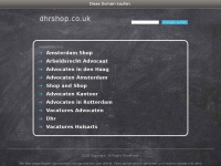 dhrshop.co.uk
