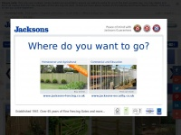 jacksons-fencing.co.uk